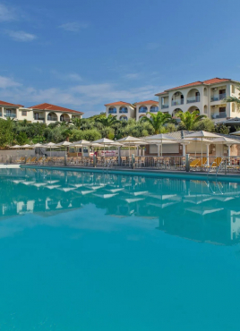 Akrathos Beach Hotel 4* - Халкидики - Атон - Собствен транспорт