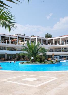 Alexandros Palace Hotel & Suites 5* - Халкидики - Атон - Собствен транспорт