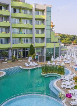 Хотел МПМ Арсена 4*