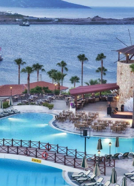 Asteria Bodrum Resort 5* - собствен транспорт