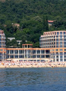 Балнео хотел Азалия Медикъл СПА 4*