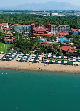 Belconti Resort Hotel 5*- собствен транспорт