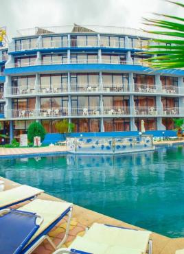 Хотел Бохеми 3* - Слънчев бряг