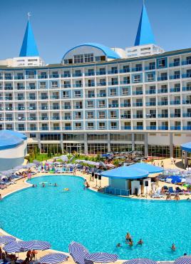 Buyuk Anadolu Didim Resort 5* - собствен транспорт
