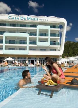 CASA DE MARIS RESORT & SPA 5* - Собствен транспорт