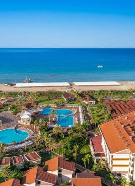 Club Hotel Turan Prince World 5* - собствен транспорт