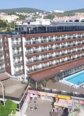 COMFORT ADA CLASS HOTEL 4* - КУШАДАСЪ - Собствен транспорт