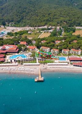 Crystal Flora Beach Resort 5* - собствен транспорт
