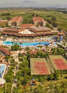 Crystal Paraiso Verde Resort 5* - собствен траспорт
