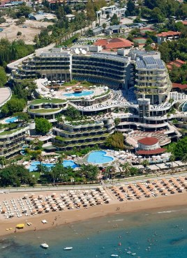Crystal Sunrise Queen Luxury Resort & Spa 5* - собствен транспорт