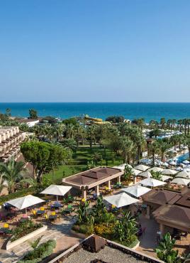 Crystal Tat Beach Golf Resort & Spa 5* - собствен транспорт