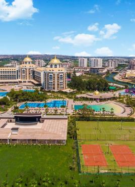 Delphin Be Grand Resort 5* - собствен транспорт