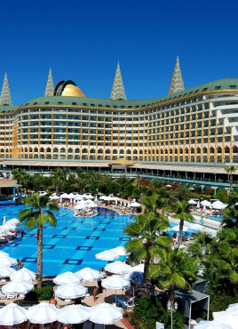Delphin Imperial 5*- собствен транспорт