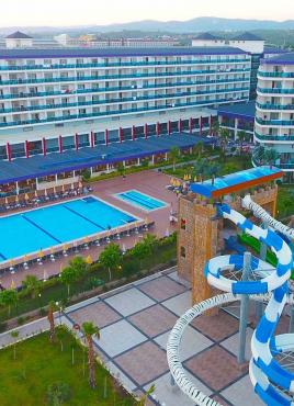 Eftalia Marin Resort 5* - собствен транспорт