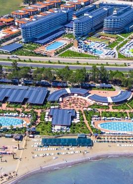 Eftalia Ocean Resort and SPA 5* - собствен транспорт