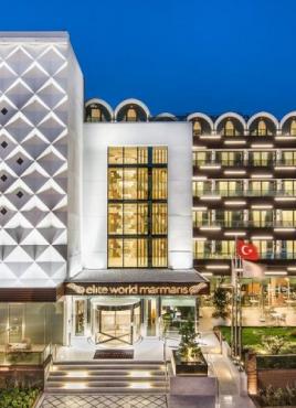 ELITE WORLD MARMARIS HOTEL 4*+ - Собствен транспорт