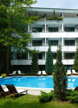 Хотел Елмар 3*