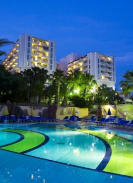 FANTASIA HOTEL DE LUXE KUSADASI 5* - собствен транспорт
