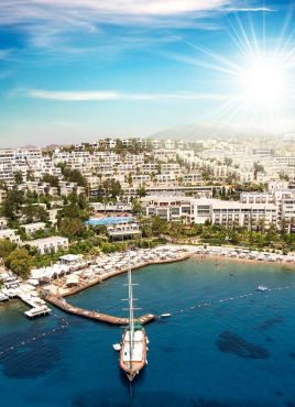 Godess Of Bodrum Isis Hotel 5* - собствен транспорт