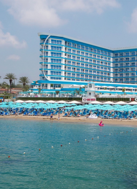 Granada Luxury Beach Avsallar 5* - собствен транспорт