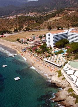 Club Hotel Grand Efe 4* -Йоздере - собствен транспорт