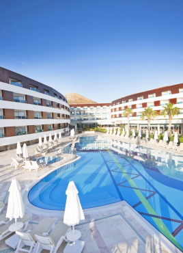 Azure by Yelken (ex. Grand Park Bodrum) 5* - собствен транспорт