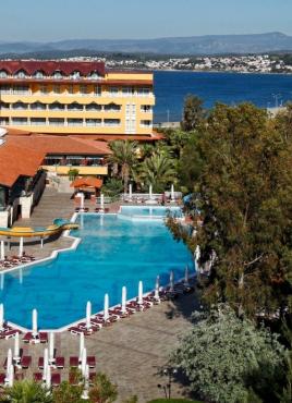 Halic Park Hotel 5* - собствен транспорт