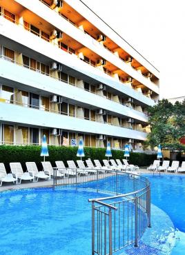 Хотел Оазис 2*