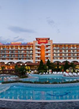 Хотел Хризантема 4*, Слънчев бряг
