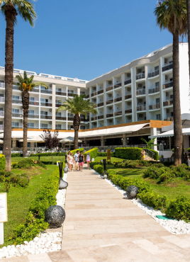 Ideal Prime Beach 5* - собствен транспорт