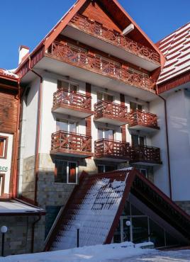 Хотел Иглика Палас 4*, Боровец