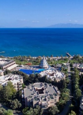KAIRABA BODRUM IMPERIAL AND SPA 5* - собствен транспорт