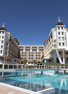 Kirman Sidera Luxury & Spa 5* - собствен транспорт