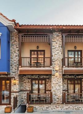 Konaki Ouranoupolis Hotel 2* - Халкидики - Атон - Собствен транспорт