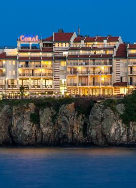 Хотел Корал 3* - Созопол - Собствен транспорт