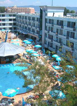 Хотел Котва 4* - Слънчев бряг
