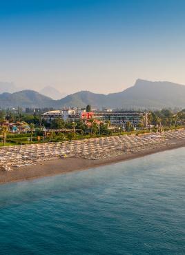 L'Oceanica Beach Resort 5* - собствен транспорт