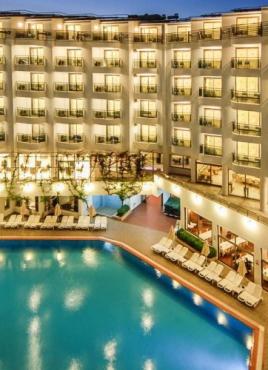 LALILA BLUE HOTEL 4* - Собствен транспорт