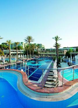 Limak Atlantis De Luxe Hotel & Resort  5* - собствен транспорт