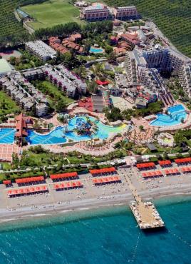 Limak Limra Hotel & Resort 5* - собствен транспорт