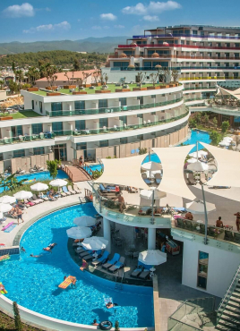 Long Beach Resort Harmony Hotel & SPA 5* - собствен транспорт