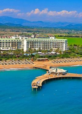 ПРОМО!!! Lyra Resort Hotel 5* - собствен транспорт
