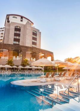 Melas Lara Hotel 5* - собствен транспорт
