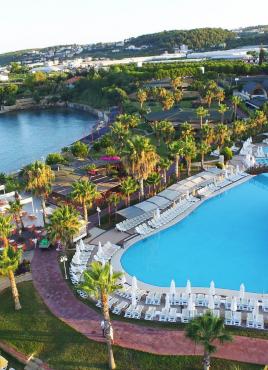 Oz Hotels Incekum Beach Resort 5*- собствен транспорт