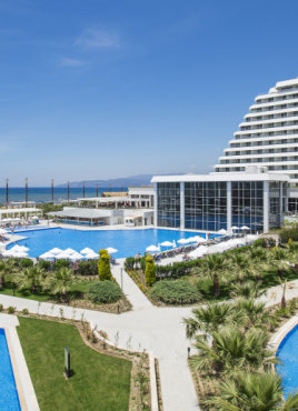 PALM WINGS EPHESUS BEACH RESORT & SPA 5* - собствен транспорт