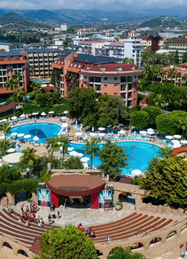 Palmeras Beach Hotel 5* - собствен транспорт