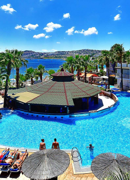 Parkim Ayaz Hotel 4*+ - собствен транспорт