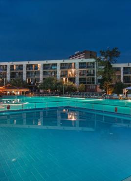 Хотел Поморие Сън 3*, Слънчев бряг