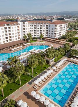 Royal Garden Beach Hotel 5*, собствен транспорт