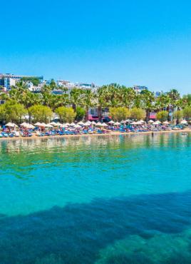 Sami Beach Hotel 3* - собствен транспорт